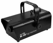 EUROLITE N-19 kompakte Nebelmaschine Nebler Fog Machine Fogger 700 Watt schwarz