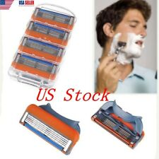 16Pcs 5-Layer Men's Razor Shaver Blades Cartridges For Gillette Fusion Hot sell