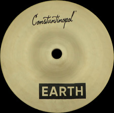 "Constantinopol EARTH BELL 6"" - B20 Bronze - Handmade Turkish Cymbals"