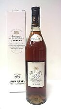 ARMAGNAC JANNEAU 1969   CON BOX CL 70 43% VOL