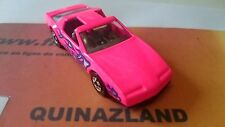 Hot Wheels 80's Pontiac Firebird Promo General Growth Management 1992 (B26)
