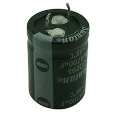 Snap-in elettrolitici radiali CONDENSATORE 10000uF 16V 2PACK