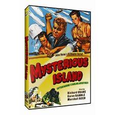 Mysterious Island (DVD, 2012) 1951-Serial-Captain Harding-Jules Verne