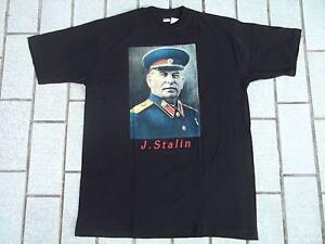 CCCP T-shirt russe Staline célèbre chef soviétique WW2 URSS USSR M   N 126
