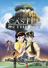 Castle in the Sky (DVD 2003 2-Disc Set) OOP DISNEY TRUE CLASSIC ANIME FAMILY FUN