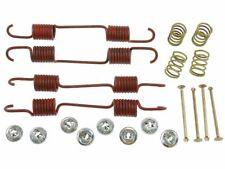 For 2005 Mitsubishi Fuso FE120 Drum Brake Hardware Kit Rear Centric 77245ND