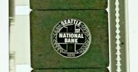 Advertising 16mm Film Reel - Seattle First National Bank SF54-7  (SB62)