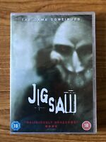 Jigsaw (DVD) Brand New Sealed