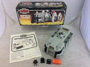 Vintage 1981 Kenner Star Wars TESB Imperial Cruiser Complete Sears Exclusive