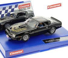Carrera 30865 Digital Pontiac Firebird Trans AM 1/32 Slot Car