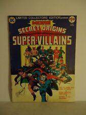 """Secret Origins Super-Villains"" Vol.5 #C-45 June/July 1976"