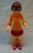"Hanna Barbera Scooby-Doo THELMA 4"" ACTION FIGURE TOY"
