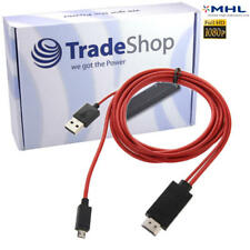Micro USB MHL auf HDMI Kabel Adapter 1080p HDTV HDCP für LG VU 3