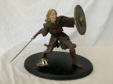 Sideshow Weta - Eowyn Shield Maiden Statue - Lord Of The Rings - Limited Edition
