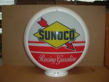 SUNOCO RACING GAS PUMP GLOBE