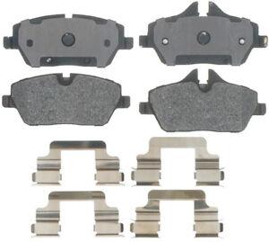 Disc Brake Pad Set-Element3; Metallic Front Raybestos PGD1308M