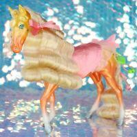 Fashion Star Fillies Horse LANI Orange Pink Accessories 1987 80s Vintage BD067