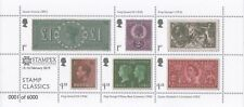 GB 2019 ROYAL MAIL CLASSICS M/SHT EXCLUSIVE STAMPEX OPT U/M PRE-ORDERS WELCOME