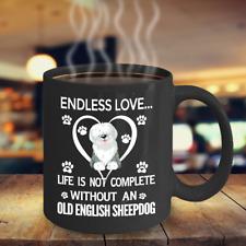Old English Sheepdog Mug,Oes Mugs Gift,Mugs Gift,Old English Sheepd Lovers Mugs