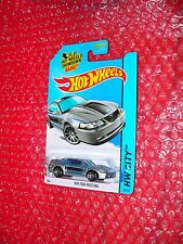 2014 Hot Wheels 1999 Ford Mustang  #96  BFG31-09B0A  base variant small logo
