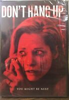 Dont Hang Up (DVD, 2017) NEW SEALED