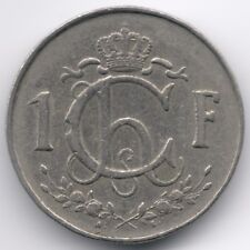 Luxembourg : 1 Franc 1953
