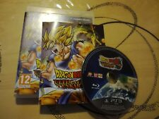 Dragon ball Z ultimate tenkaichi, PS3, complet