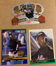 Alfonso Soriano Rookie Card 3 Lot , Yankees  Crown Royale, Upper Deck , Just Set