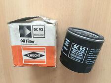 Knecht Mahle Ölfilter OC 92