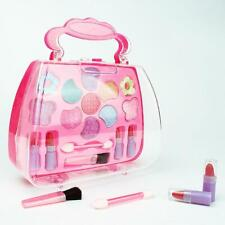 Children's Cosmetics Princess Makeup Box Set Safe Non-Toxic Girl Makeup Kit
