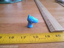 Dino the Dinosaur 1980's promotional pencil topper Flintstones eraser blue