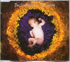 THE CRANBERRIES - SALVATION - 3 TRACK CD SINGLE - MINT