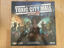 Toxic City Mall - Extension Zombicide - Neuf scéllé / New scelled