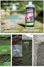 Hochwirksamer Grünbelagentferner 1000 ml Hochkonzentrat für bis zu 100 qm