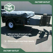 PVC Travel Covers For Camper Trailer Tent, Fit For Most Models