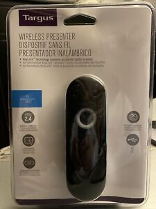 Targus Laser Presentation Remote with Key Lock Technology