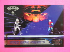 1995 FLEER ULTRA BATMAN FOREVER - ACCLAIM  VIDEO GAME TIP CARDS - PICK ONE