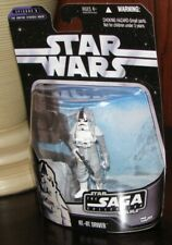Star Wars The Saga Collection Episode V  AT-AT DRIVER #9 Action Figure New