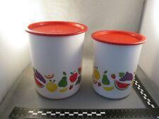 Tupperware Quadro Boite Paon 1,3 L Réservoir