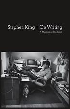 On Writing:10th Anniversary Edition:A Memoir of the Craft  by Stephen King (Pbk)