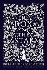The Fox and the Star by Coralie Bickford-Smith (2015, Hardcover)