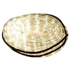 10m LED Lichterschlauch Lichtschlauch weiß Lichterkette Energiespar Weihnacht