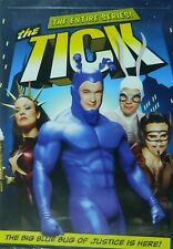 The Tick The Complete Series Patrick Warburton Nestor Carbonell David Burke