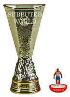 UEFA EUROPA LEAGUE TROPHY. OFFICIAL LICENSED PRODUCT. SUBBUTEO SOCCER. 100mm.