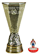 UEFA Europa League Trophy. OFFICIAL LICENSED PRODUCT. SUBBUTEO CALCIO. 100mm.