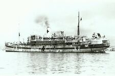 rp01467 - French Hospital Ship - Chantilly - photo 6x4