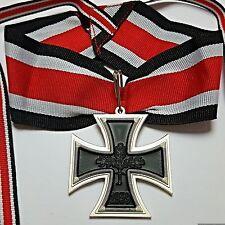 Orden Ritterkreuz des Eisernen Kreuzes 1939 57er Ausführung am Band Top Repro