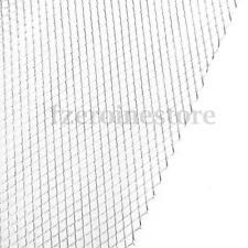 50cm X 3m Fine Aluminium Modelling Mod Mesh Wire Filter Sheet Hole Dia 2mm/3.5mm 3.5mm