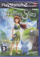 Ps2 PlayStation 2 **FALLING STARS** nuovo sigillato italiano pal