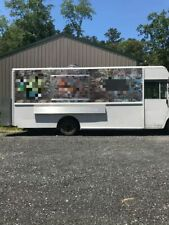 28 Workhorse Used Step Van Food Truck With Commercial Kitchen For Sale In Delaw